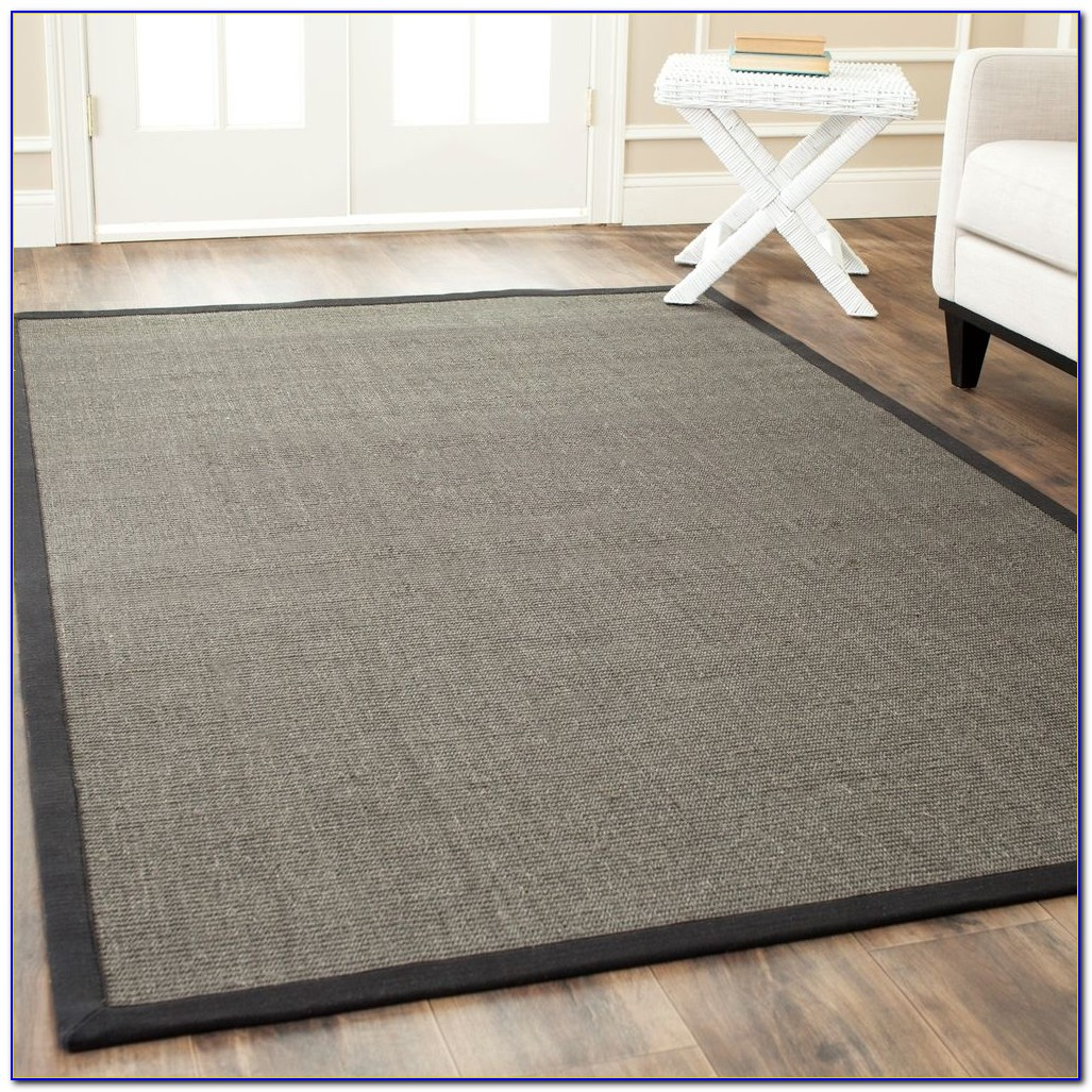Large Natural Fiber Area Rugs