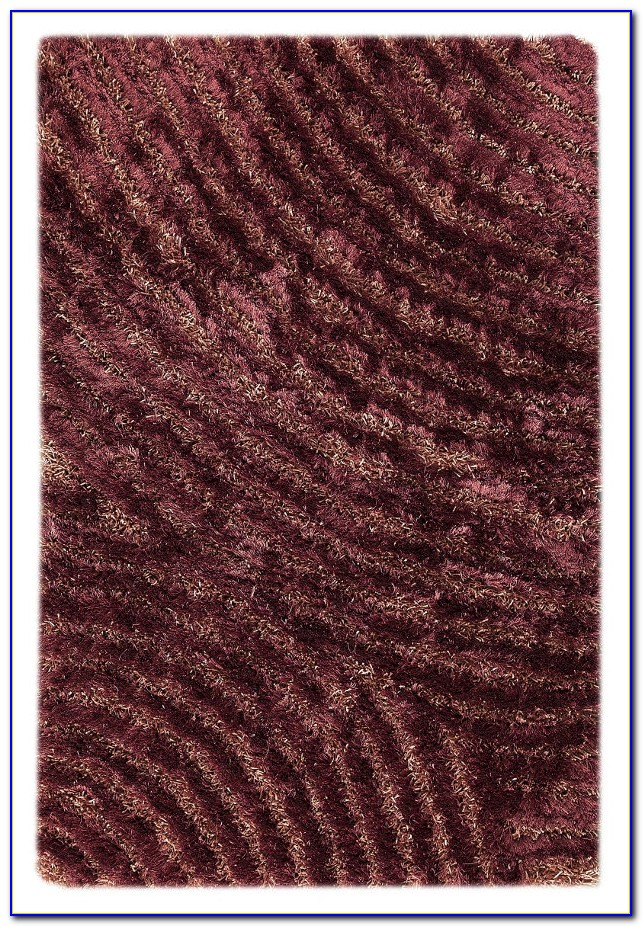 Lavender Butterfly Area Rug