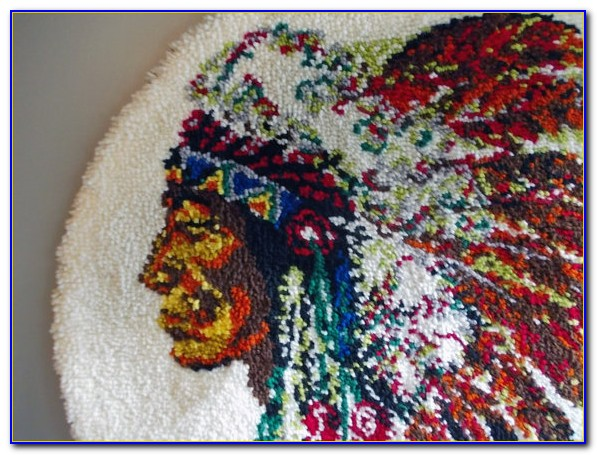 Native American Indian Area Rugs