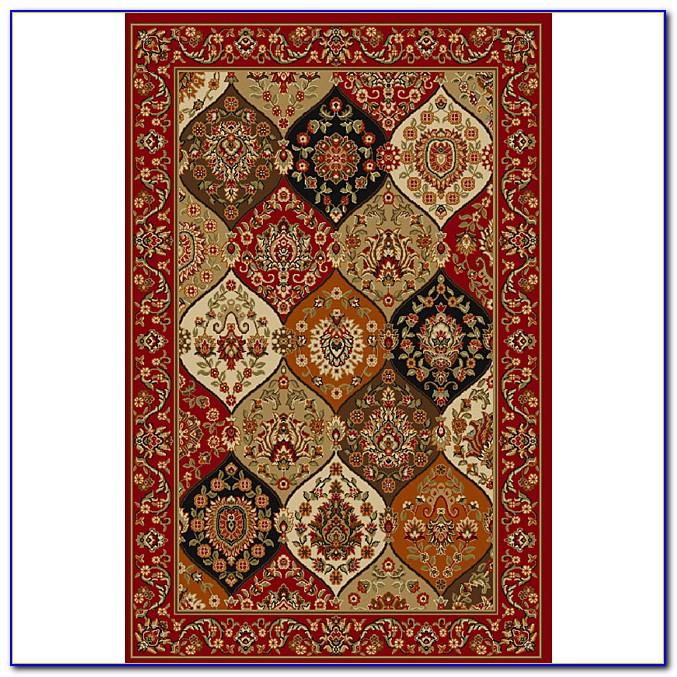 Non Skid Rugs Washable
