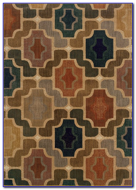 Nylon Area Rugs Transitional