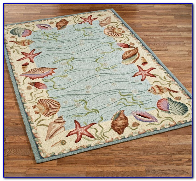 Ocean Themed Outdoor Rugs