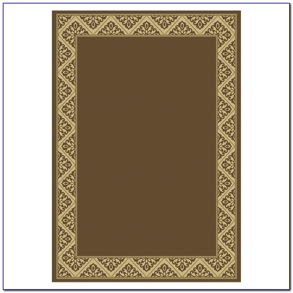 Outdoor Area Rug 8x10