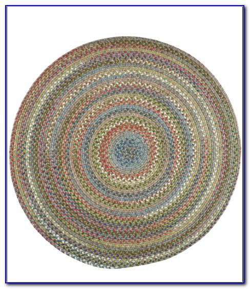 Round Braided Rug Australia