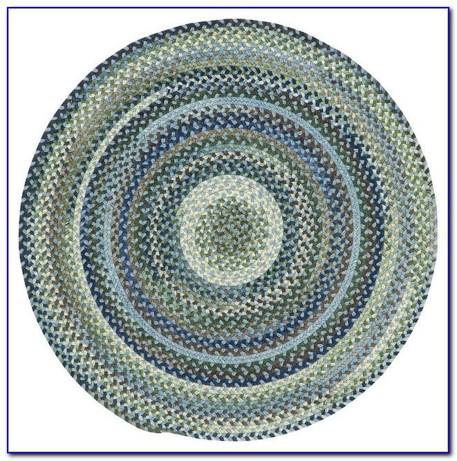 Round Braided Rug Tutorial