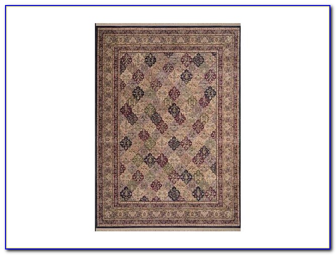 Shaw Living Round Area Rugs