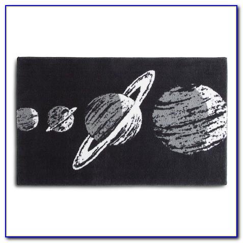 Smithsonian Solar System Rug