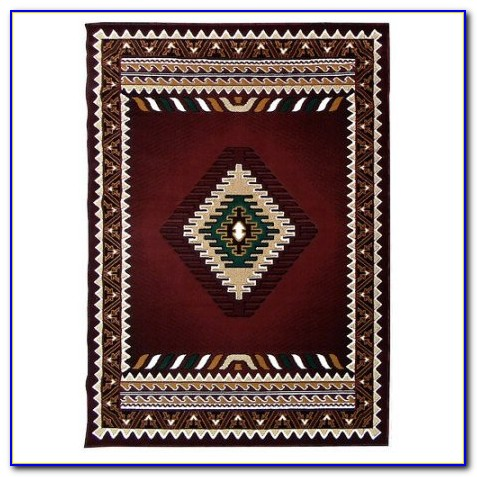 Southwest Native American Area Rugs