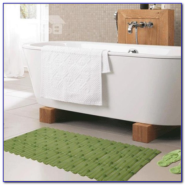 Unique Shaped Bath Rugs