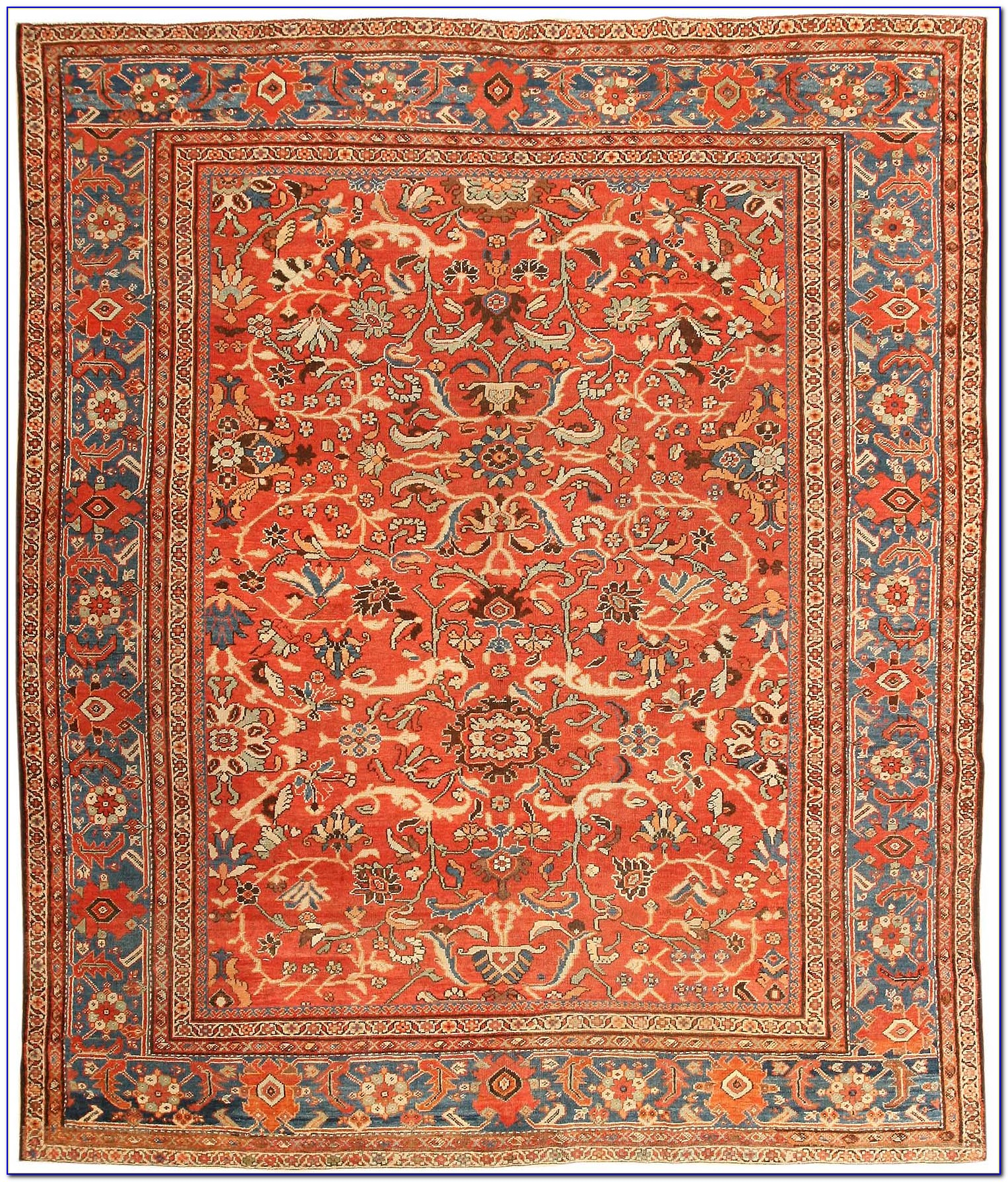 Vintage Persian Rugs London