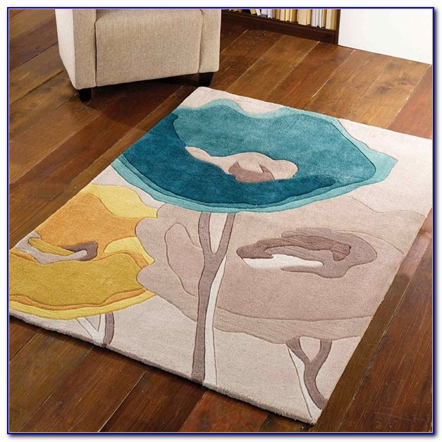 Yellow Runner Rug Uk