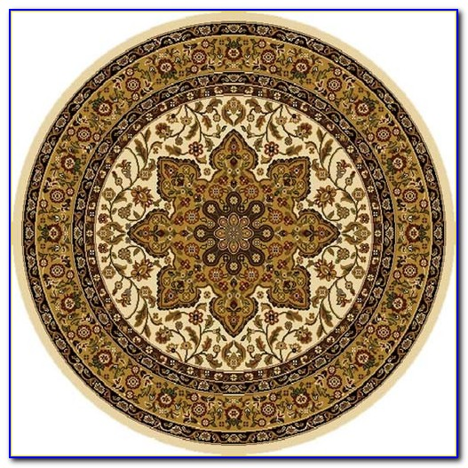 5x5 Round Area Rugs