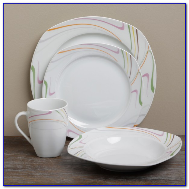 Abletops Gallery Dinnerware Square