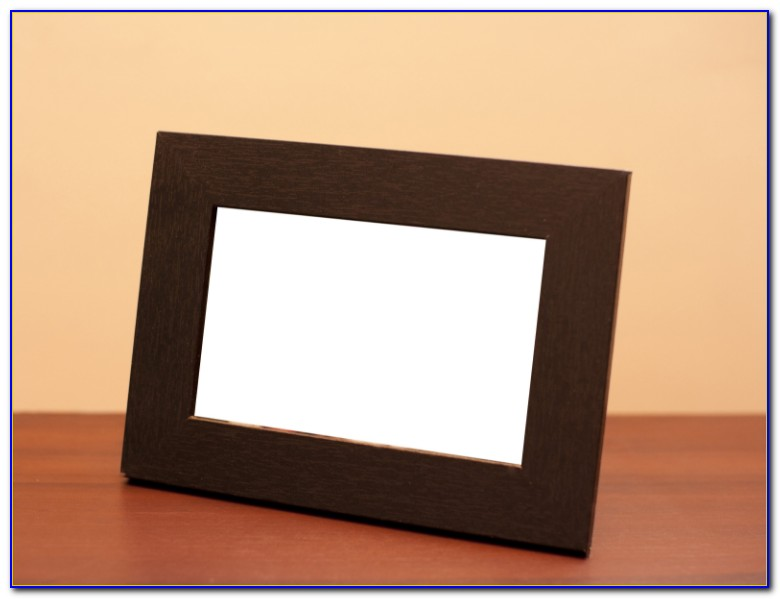 Acrylic Tabletop Picture Frames