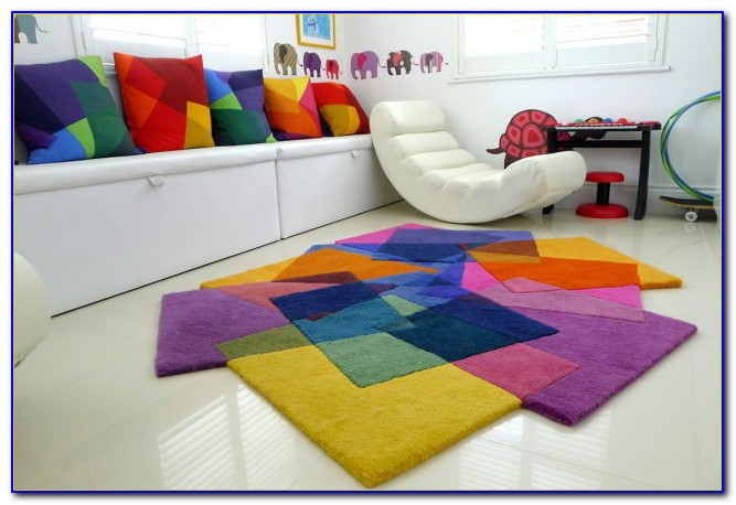 Alphabet Rugs For Playroom