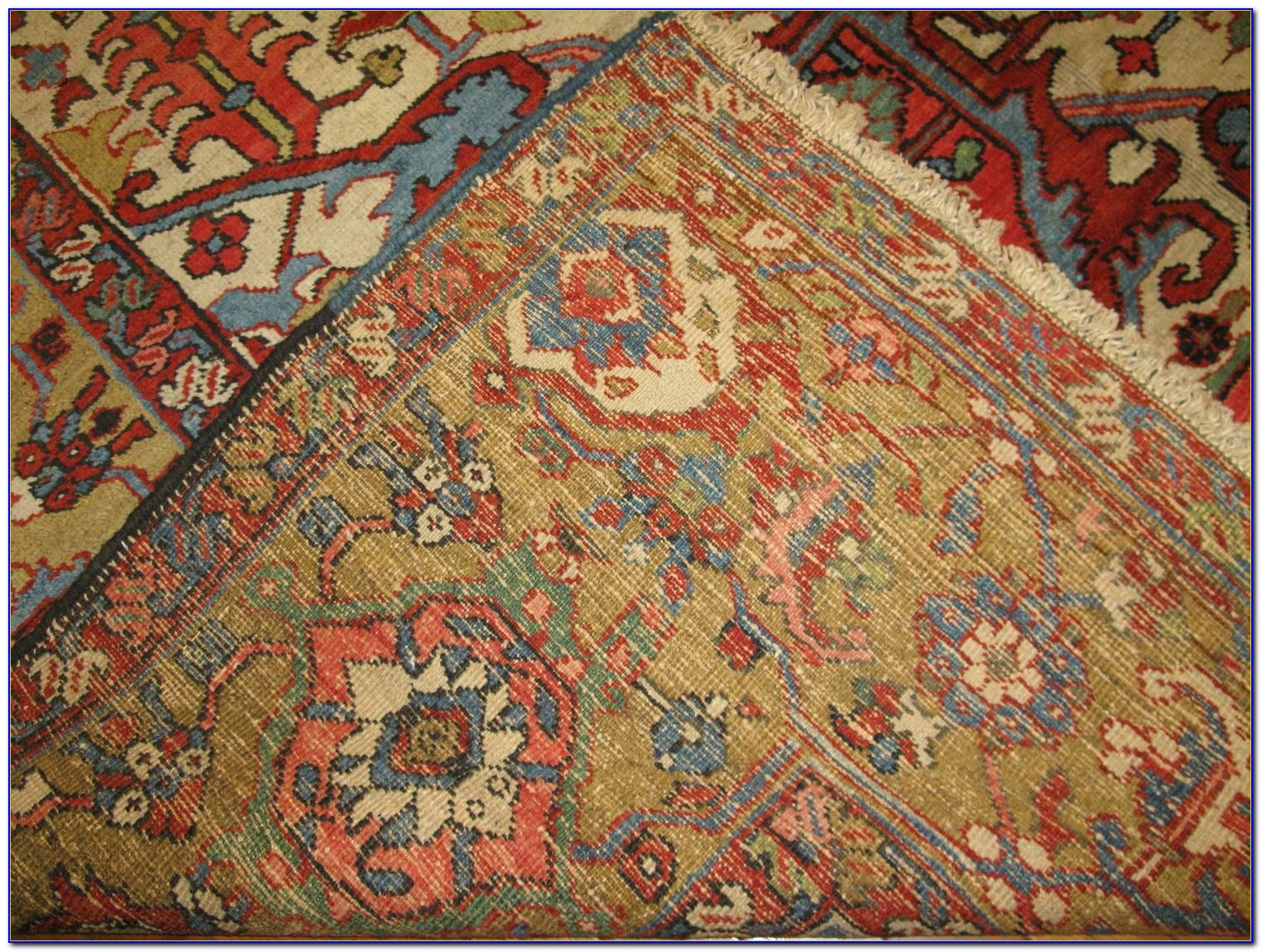 Authentic Hand Knotted Persian Rugs