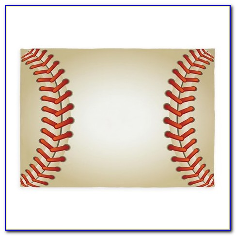 Baseball Field Area Rug