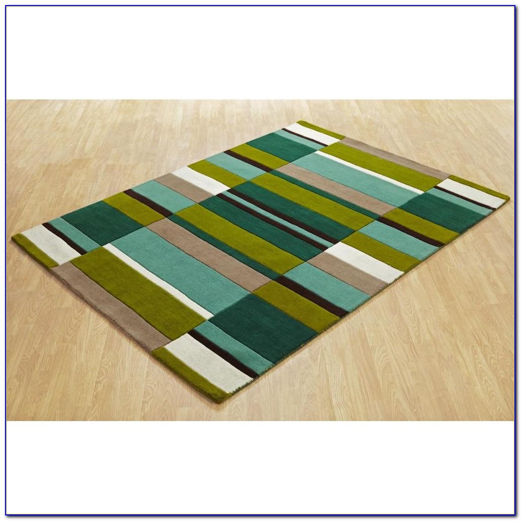 Blue Green Runner Rugs