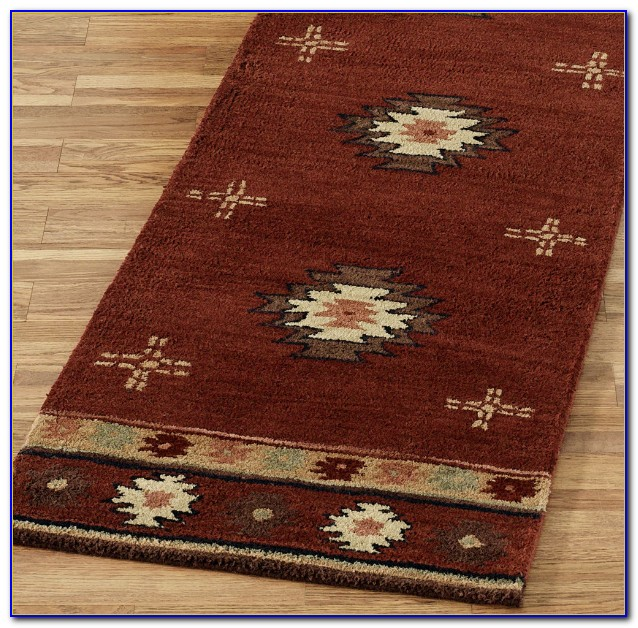 Braided Wool Runner Rugs