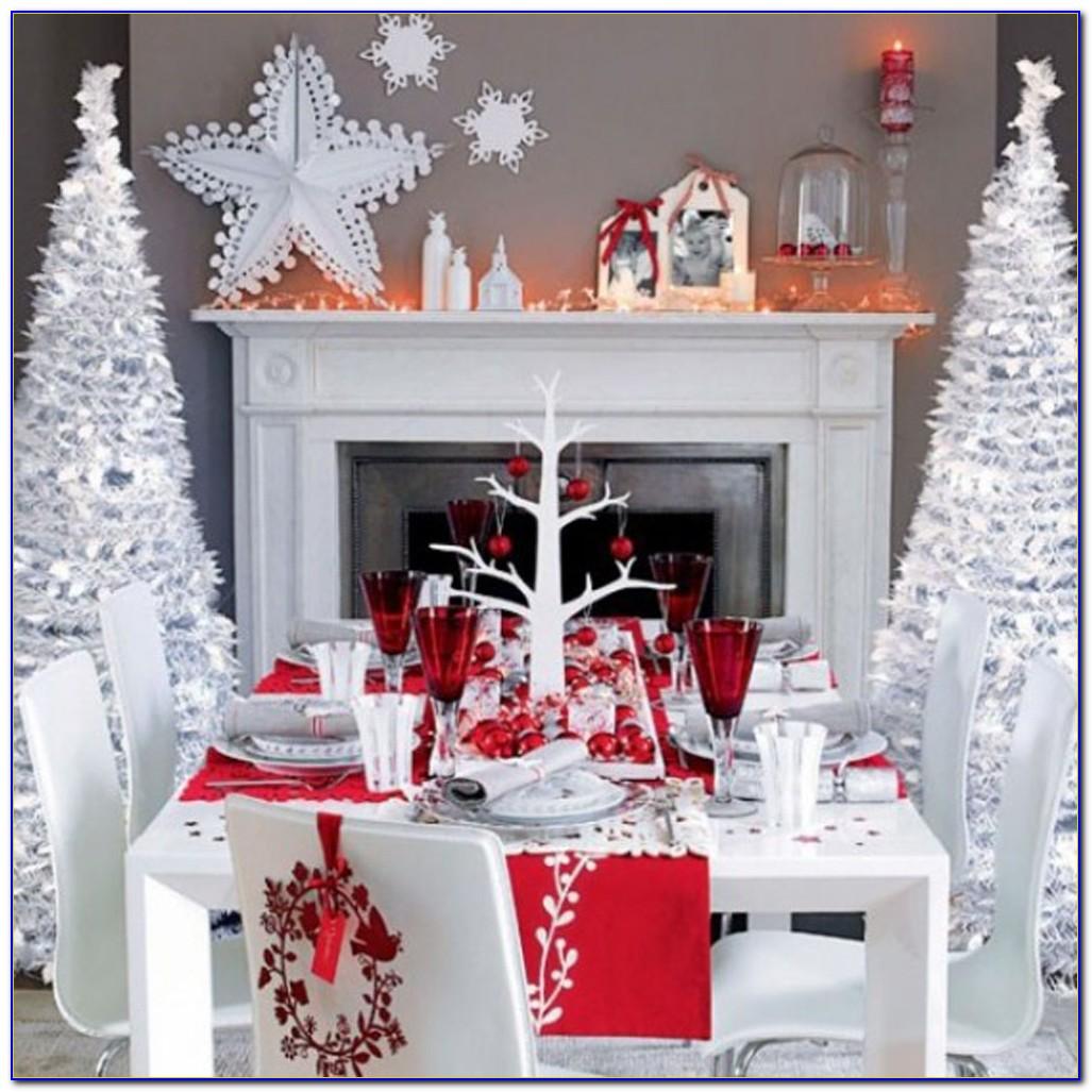 Christmas Tabletop Decorations Ideas