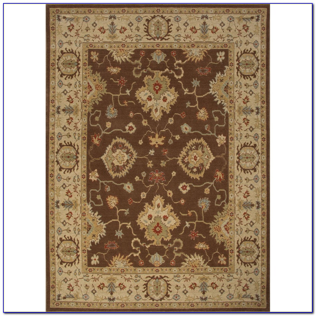 Cleaning Machine Made Oriental Rugs