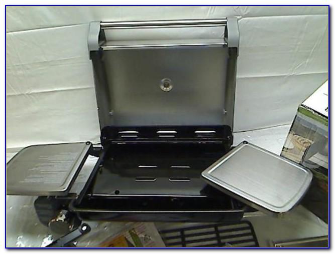 Cuisinart Tabletop Gas Grill Black