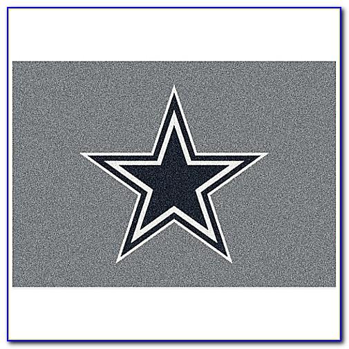 Dallas Cowboys Bath Rugs