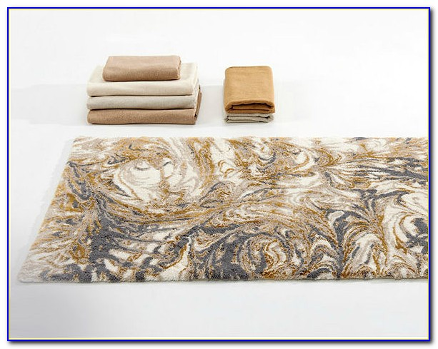 Designer Bath Rugs And Towels