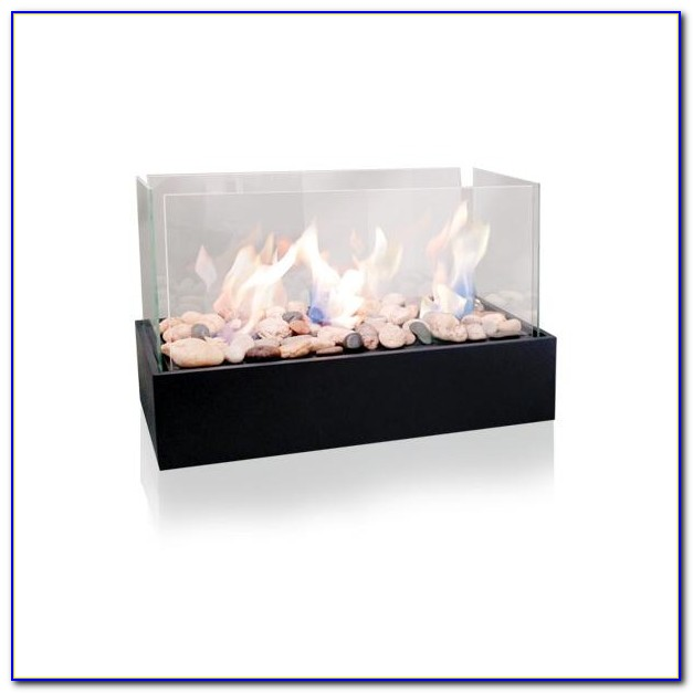 Ethanol Tabletop Fireplace Safety