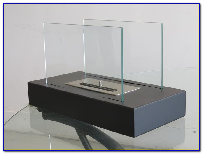 Ethanol Tabletop Fireplace The Rabaul