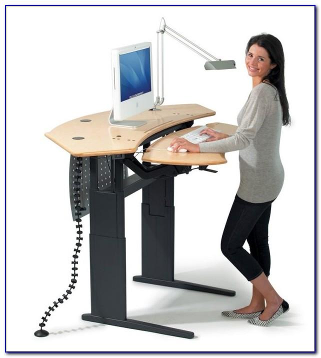 Fitdesk Tabletop Standing Desk White