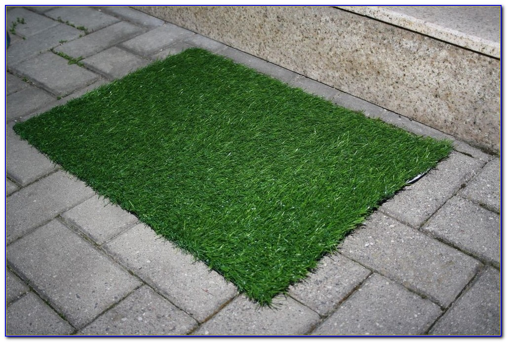 Green Turf Rug