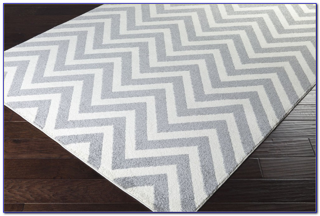 Grey And Yellow 8x10 Rugs