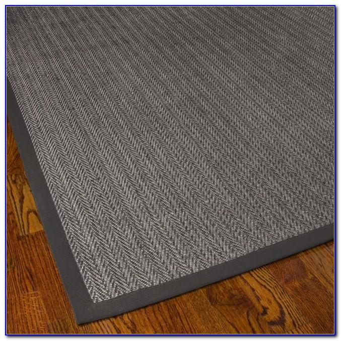 Grey Sisal Rug 8x10