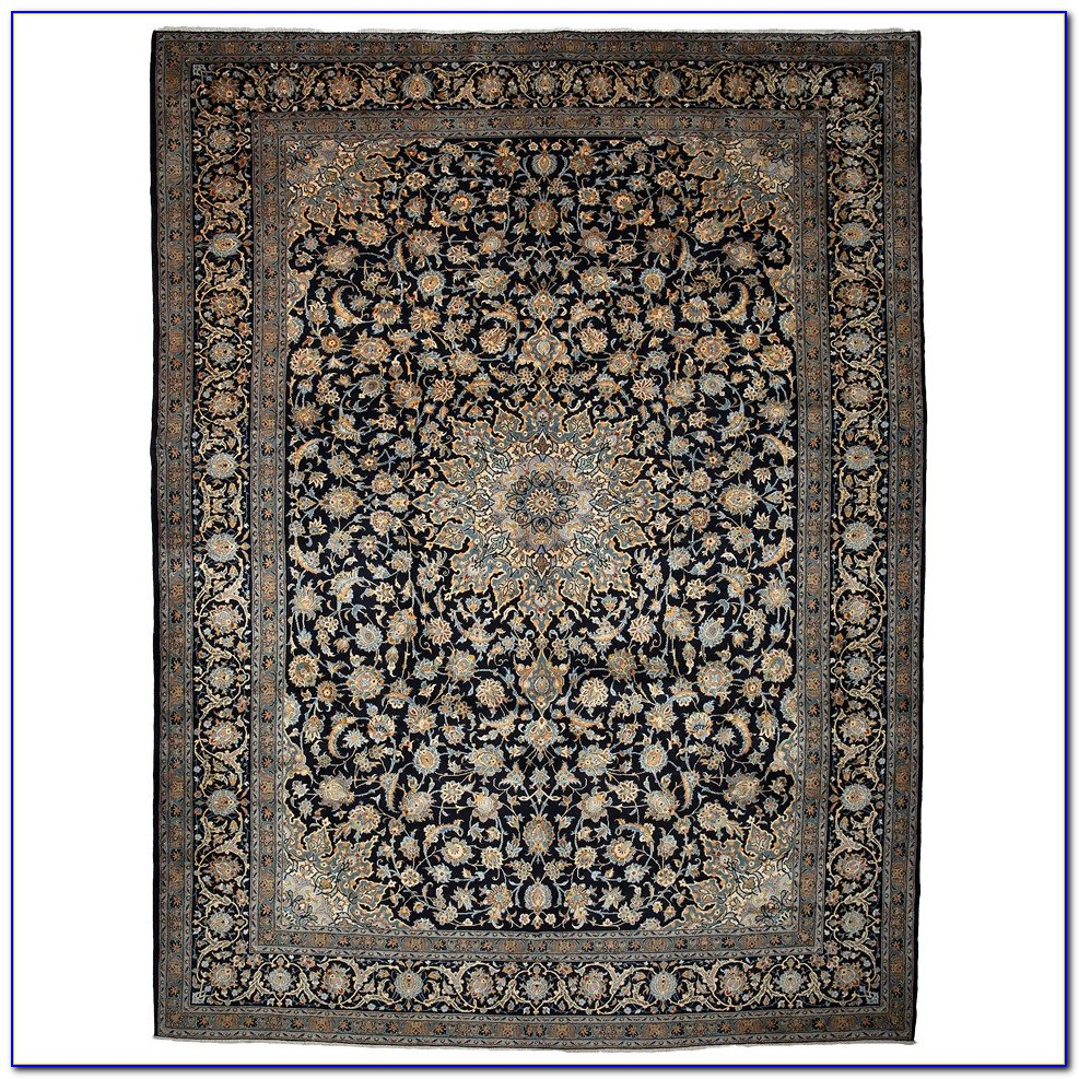 Hand Knotted Persian Rug Gallery