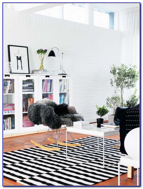 Ikea Striped Rug Ebay
