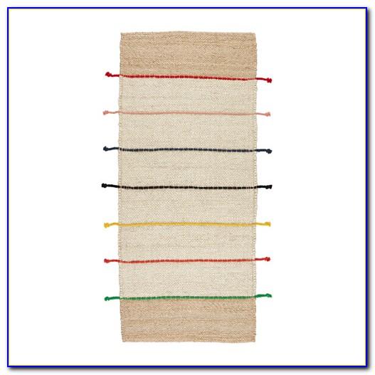 Ikea Striped Rug Runner