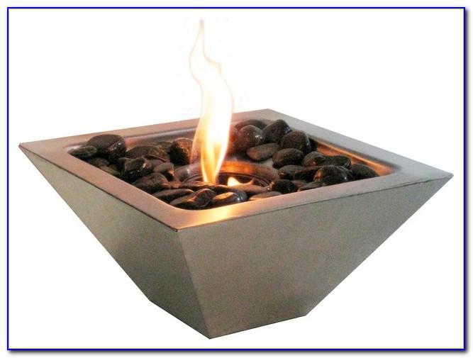 Indoor Outdoor Tabletop Fireplace