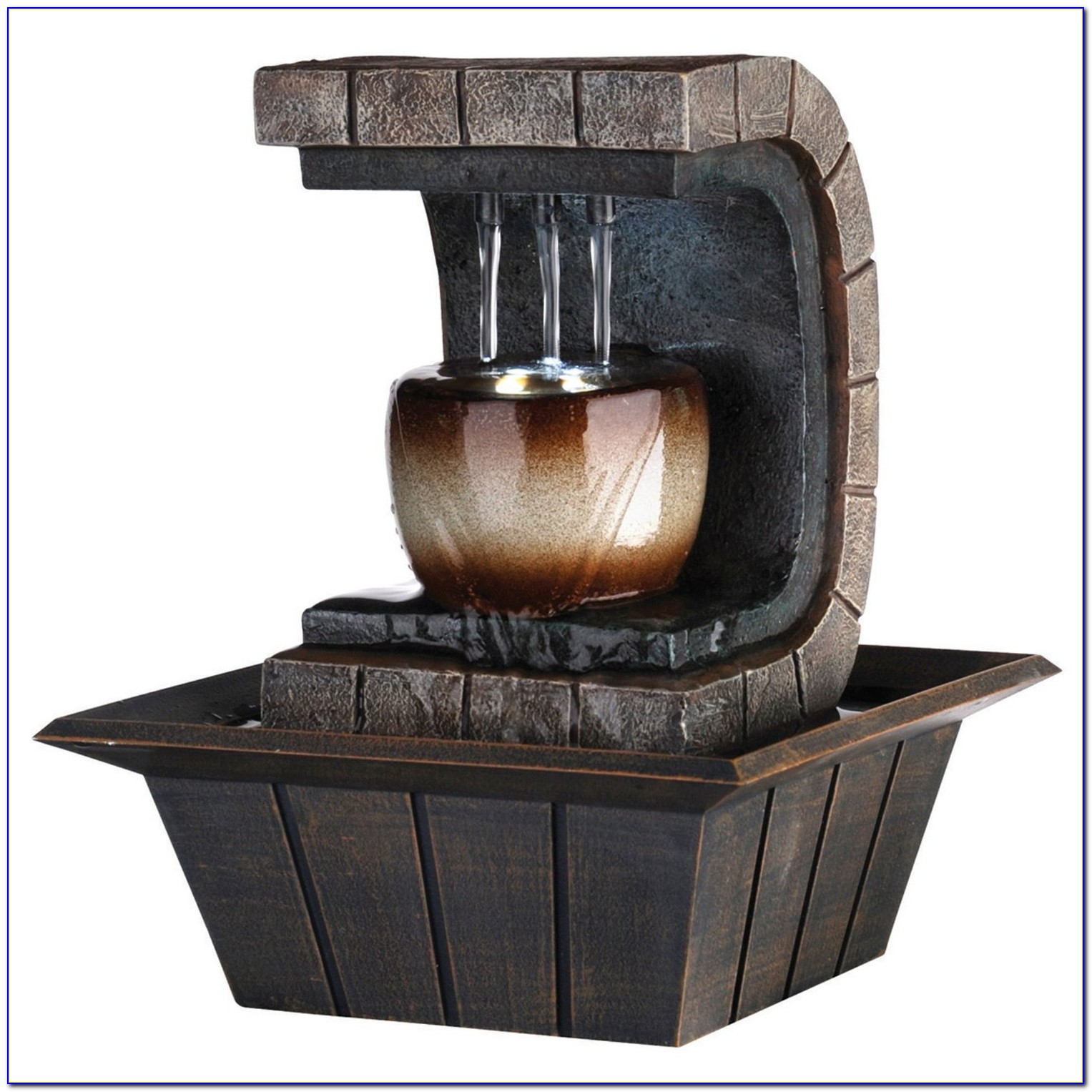 Indoor Tabletop Water Fountains Canada