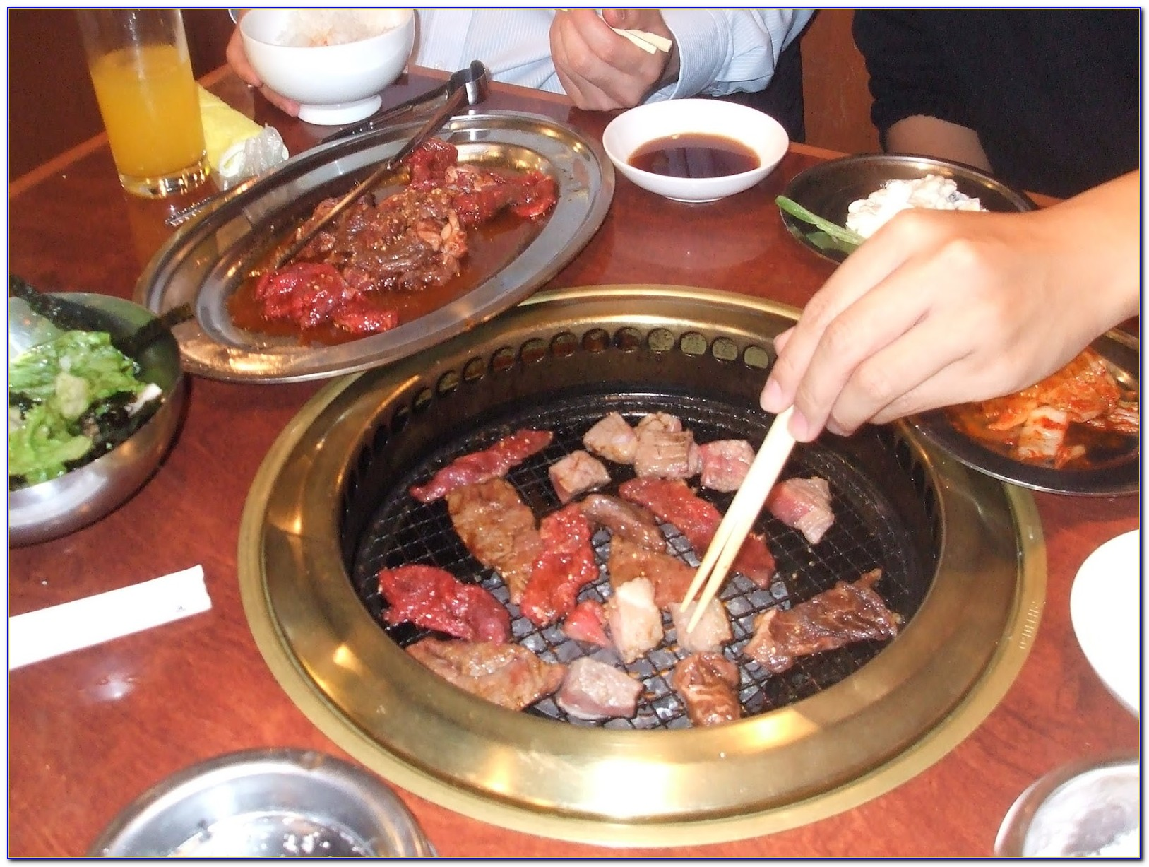 Japanese Electric Tabletop Grill