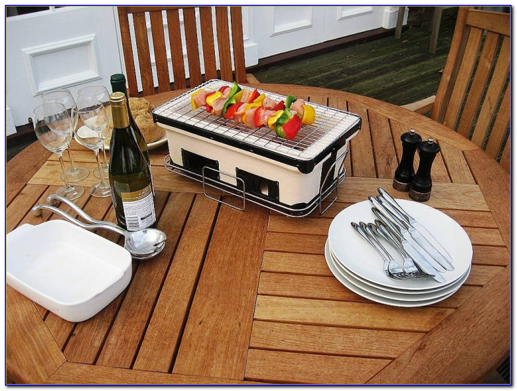 Japanese Style Tabletop Grill