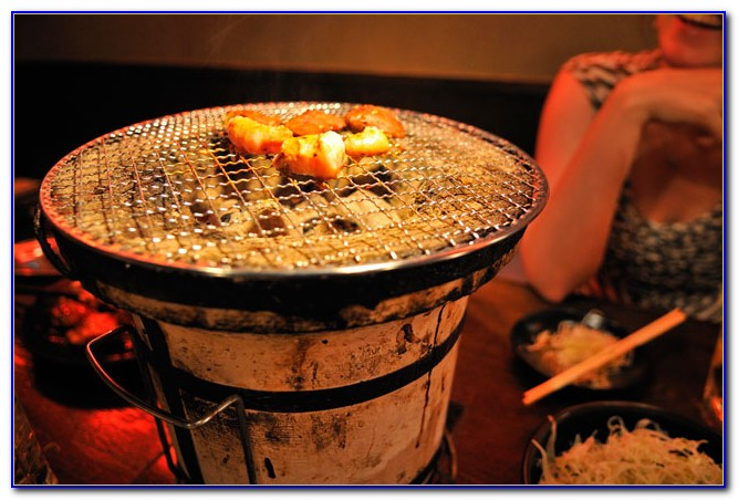 Japanese Tabletop Grill