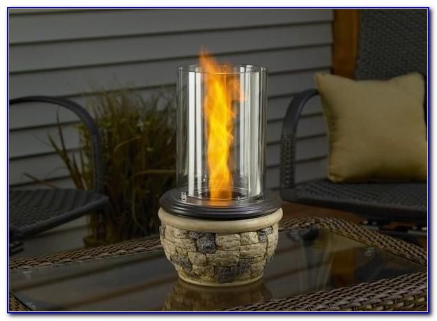 Lexington Indoor Outdoor Tabletop Fireplace