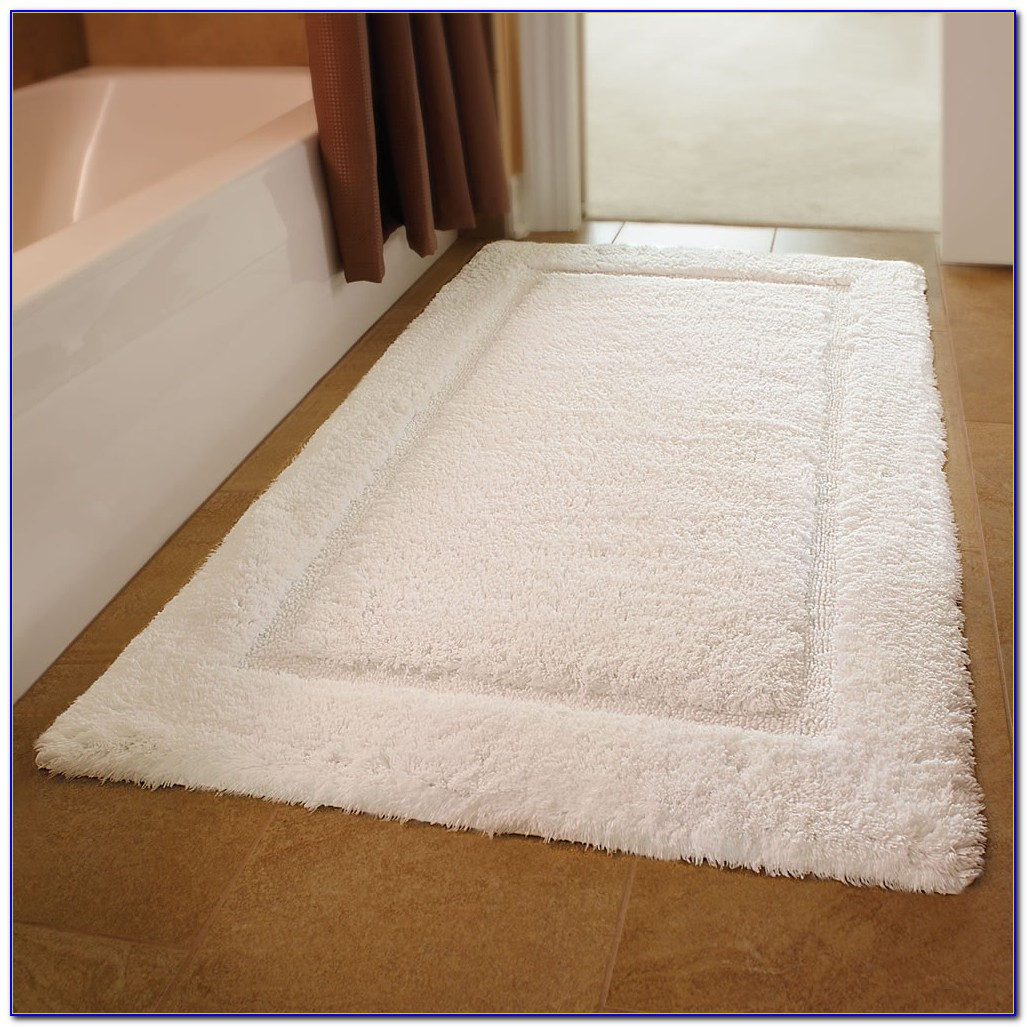 Luxury Bathroom Rugs
