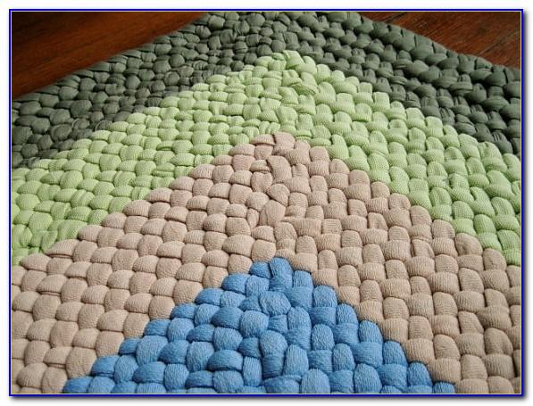Make Square Braided Rugs