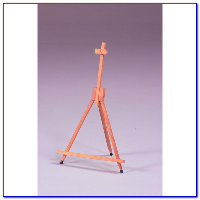 Metal Tabletop Display Easel