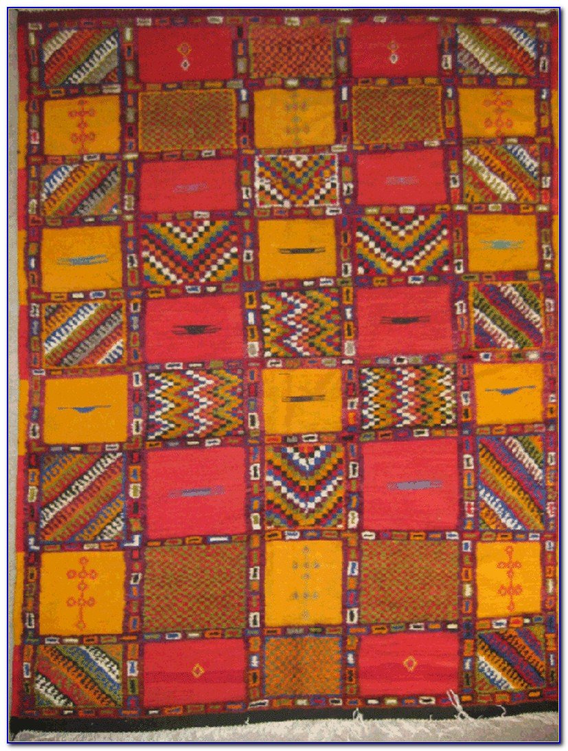 Moroccan Berber Rugs Kilims