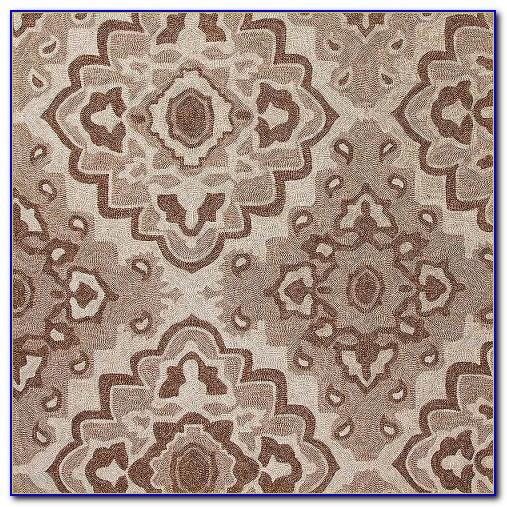 Moroccan Trellis Pattern Rug