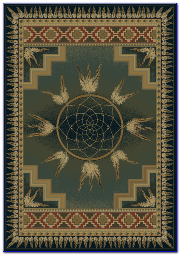 Native American Design Rugs