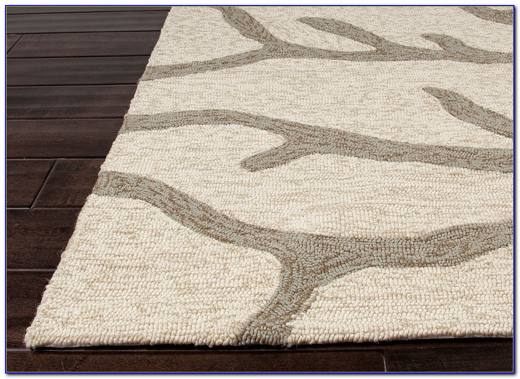 Nautical Themed Round Area Rugs